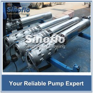 "18"" Stainless Steel Deep Well Submersible Borehole Turbine Pump pictures & photos"