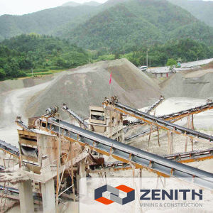 Zenith Marble Powder Crusher Plant with Large Capacity pictures & photos
