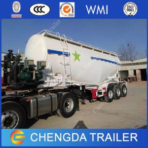 New Design 3axles 40ton Diesel Bulker Cement Trailer Vehicle Sales pictures & photos