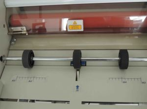 Roll Laminator with Automatic Feed Paper (360Z) pictures & photos