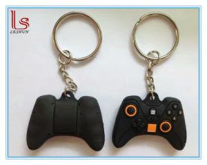 Cheap Soft Promotion Custom Cartoon 3D Rubber PVC Keychain pictures & photos