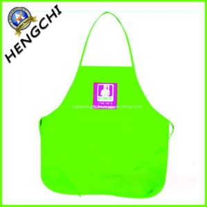 Non Woven Apron with Printing pictures & photos