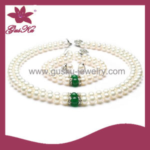 Fashion Pearl Bead Jewelry (2015 Plns-051) pictures & photos