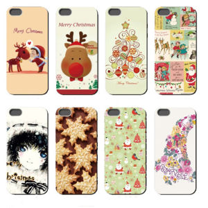 Christmas PC Mobile Phone for iPhone&Samsung