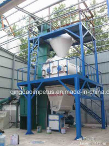Automatic Dry Concrete Mix Plant with Sand Dryer Production Line pictures & photos