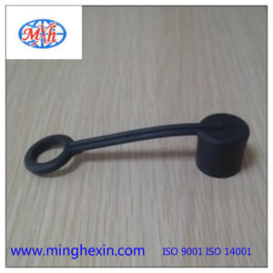 Black Rubber Cap with ISO SGS pictures & photos