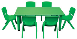 Plastic Table and Chairs pictures & photos