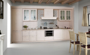 Classic Style PVC Kitchen Furniture (zc-057) pictures & photos