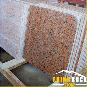 China Hot Selling Maple Red G562 Granite Pavers/Floor/Wall Tiles