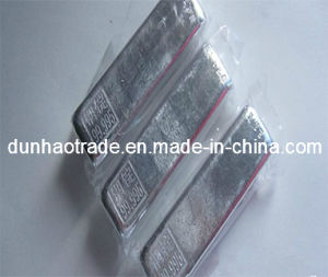 Supply 99.99% Indium Ingot for Sale 2014