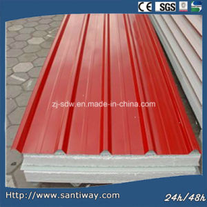 EPS Cement Sandwich Panel Tile pictures & photos
