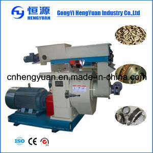 Easy to Operate Straw and Soft Wood Pellet Press Machine pictures & photos