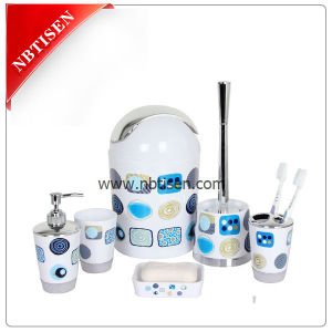 Newest Plastic Bathroom Accessories PP-8028 (S16)