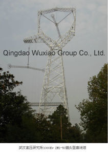 Low Voltage & High Voltage Angular Steel Towers pictures & photos
