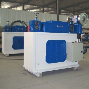 Hot! ! ! Low Carbon/Stainless Steel Wire Straightening and Cutting Machine pictures & photos