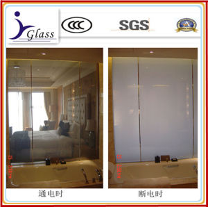 Electronic Power Control Pdlc Smart Glass pictures & photos