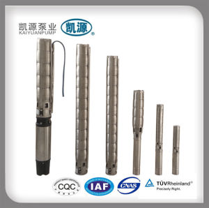 Qj Stainless Steel Deep Well Submersible Pump pictures & photos