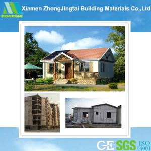 Structure Insulated Concrete Prefab Architectural Sandwich Panels pictures & photos
