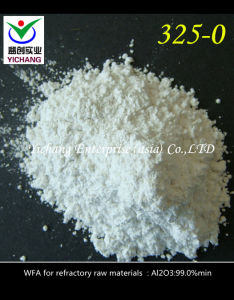 Fused White Corundum for Refractory Material pictures & photos