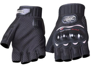 Half Finger Motorbike Gloves for Riding pictures & photos
