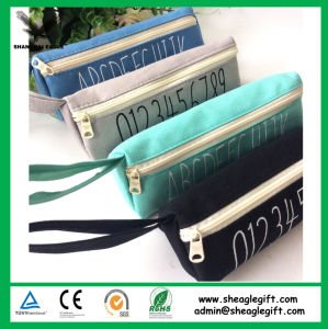Promotional Nice Design 600d Polyester Pencil Case pictures & photos