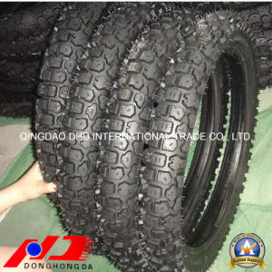 Good Quality Ce Certificate 275-17 off-Road Motorcycle Tyre