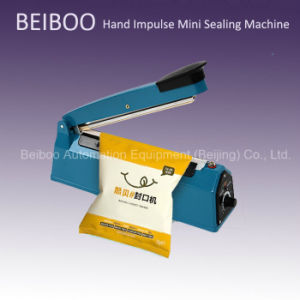 Manual Hand Impulse Plastic Bag Sealing Machine (FS-200) pictures & photos