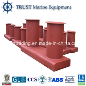 Cast Iron Ship Double Bitt Mooring Bollard Price pictures & photos