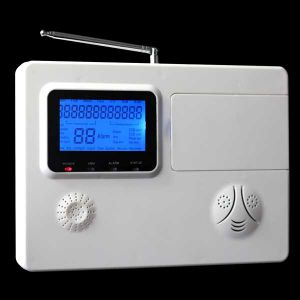 LCD Display Home Alarm System with Voice Prompt Funciton pictures & photos