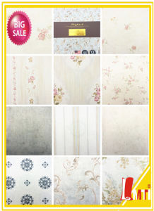 2016 New American Classic Style Non Woven Wallpapers for Home pictures & photos