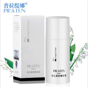 The Skin Face Care Pilaten Oil Control Clean Pores Pore Tight Essence 50ml Shrink Pores Firming Essence Balance Grease Moisturizing Astringent Pore Purify pictures & photos
