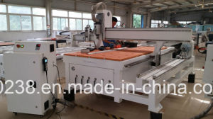 Woodworking Wcnc Router with with 3D Rotary Axis (Dia.: 400mm, Length: 2500mm) pictures & photos