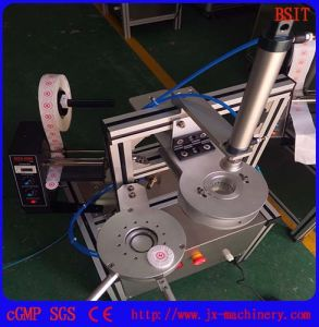 Manual Pleat Soap Packaging Machine for Ht-900 pictures & photos