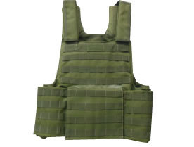 Military Tactical Molle Entry Vest pictures & photos