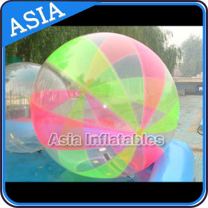 Commercial Funny Jumbo Inflatable Water Ball, Inflatable Water Ball for Water Game, Water Rolling Ball pictures & photos