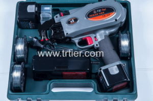 Ni-MH Battery Powered Rebar Tie Gun Tr235 Rebar Tying Machine pictures & photos