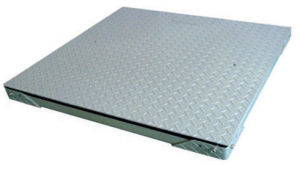3000kg Electronic Weighing Floor Scale pictures & photos