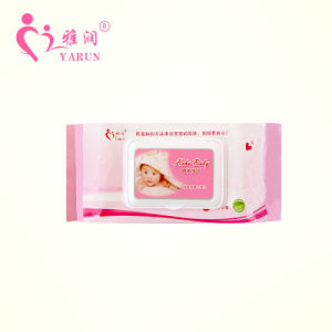 80 PCS High Quality Baby Wipes pictures & photos