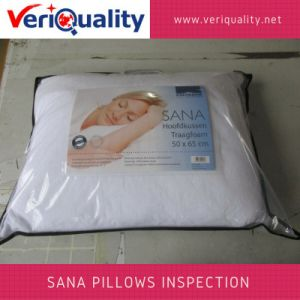 Sana Pillows Quality Control Inspection Service, Hometextile Inspection pictures & photos