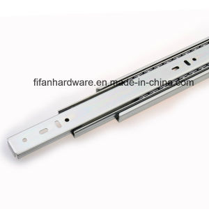 45mm Soft Closing Full Extension Ball Bearing Drawer Slide pictures & photos