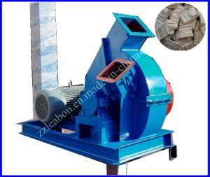 Larger Capacity 55kw Disc Industrial Wood Shredder Chipper pictures & photos