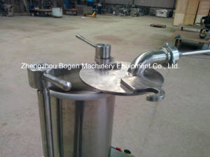 Advanced Stainless Steel Sausage Stuffer Filler Maker pictures & photos