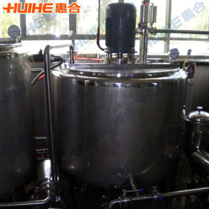 Stainless Steel High Shear Dispersing Emulsifier pictures & photos