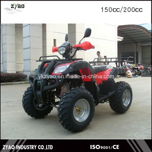 Automatic 4 Wheel Quad Bike 150cc/200cc China Factory pictures & photos