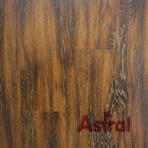 Handscraped Grain Surface (U Groove) Laminate Flooring (9105) pictures & photos