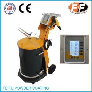 Manual Hopper Type Powder Coating Equipment pictures & photos