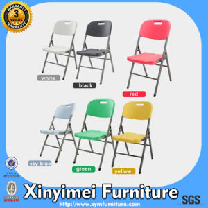 Plastic Folding Chair (XYM-T100) pictures & photos