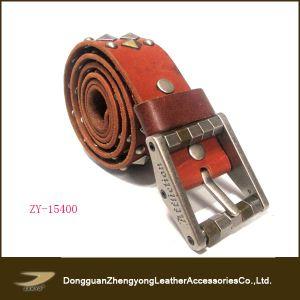 Newest Arrivals Metal Stud Leather Belt