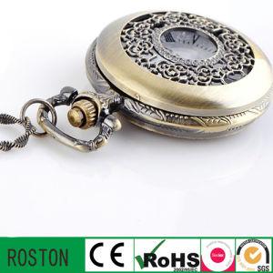 Customer Design Quartz Movement Fashion Pocket Watch pictures & photos
