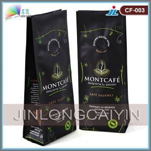Plastic Coffee Packaging Bag pictures & photos